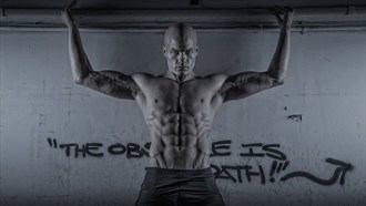 6 Pack Fit Surreal Photo by Photographer Tony Mandarich