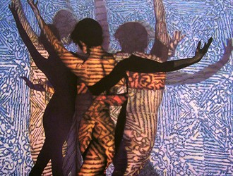 6502 Artistic Nude Artwork by Model Namuli Rose