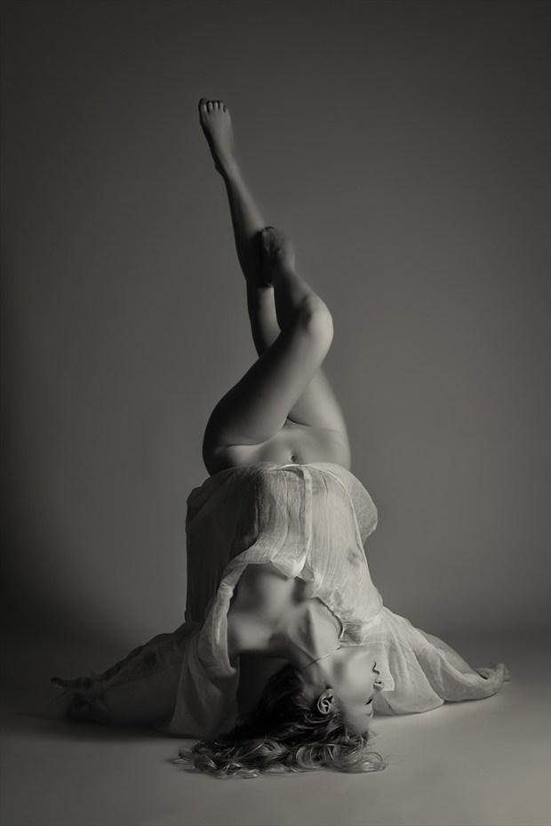 A Dark Symbol Artistic Nude Photo by Photographer Rascallyfox