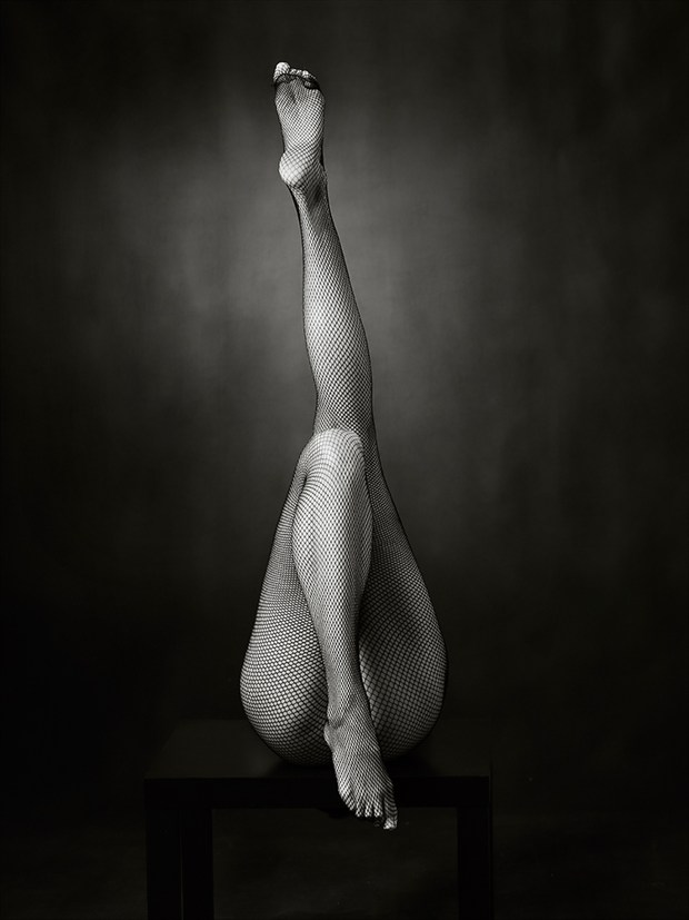 A Fine Pear Artistic Nude Photo by Photographer Rossomck