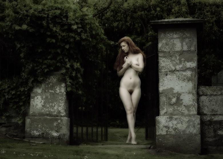 A Grave Affair Artistic Nude Photo by Photographer Rascallyfox
