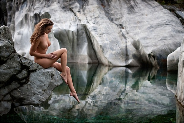 A Peaceful Place Artistic Nude Photo by Photographer Martin Zurm%C3%BChle