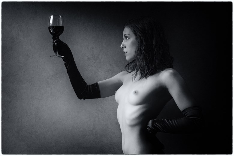 A Taste of Noir Artistic Nude Photo by Photographer Nostromo Images