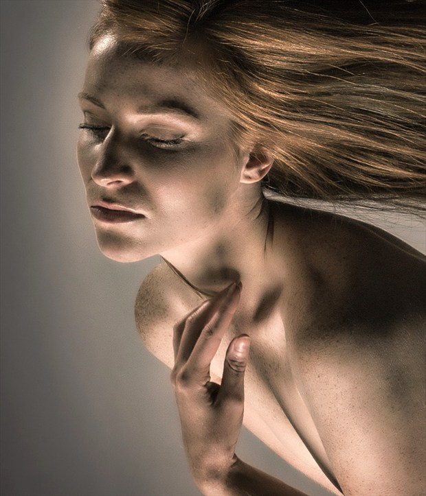 A Touch Studio Lighting Photo by Photographer rick jolson