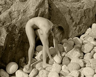 A Voice Within %E2%80%94 The Lake Superior Nudes Plate 11 Artistic Nude Photo by Photographer Craig Blacklock