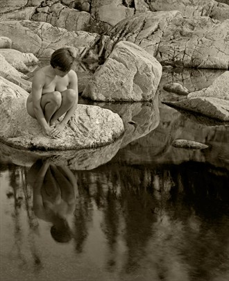 A Voice Within %E2%80%94 The Lake Superior Nudes Plate 17 Artistic Nude Photo by Photographer Craig Blacklock