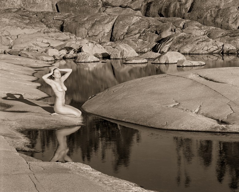 A Voice Within %E2%80%94 The Lake Superior Nudes Plate 23 Artistic Nude Photo by Photographer Craig Blacklock