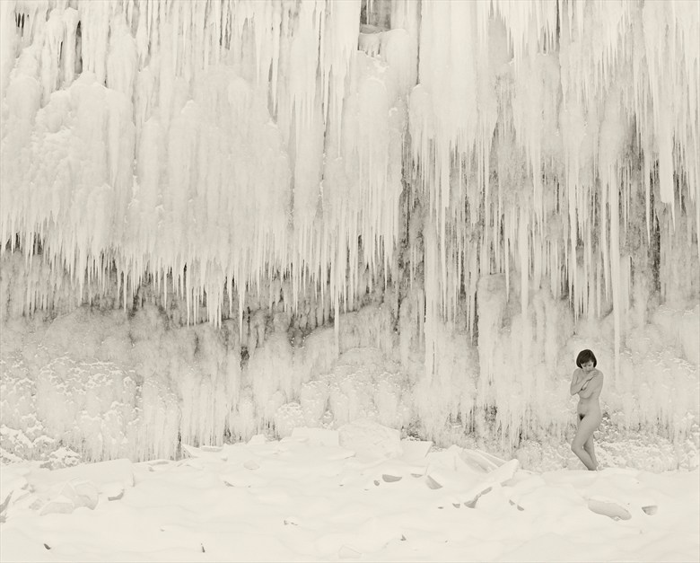 A Voice Within %E2%80%94 The Lake Superior Nudes Plate 32 Artistic Nude Photo by Photographer Craig Blacklock