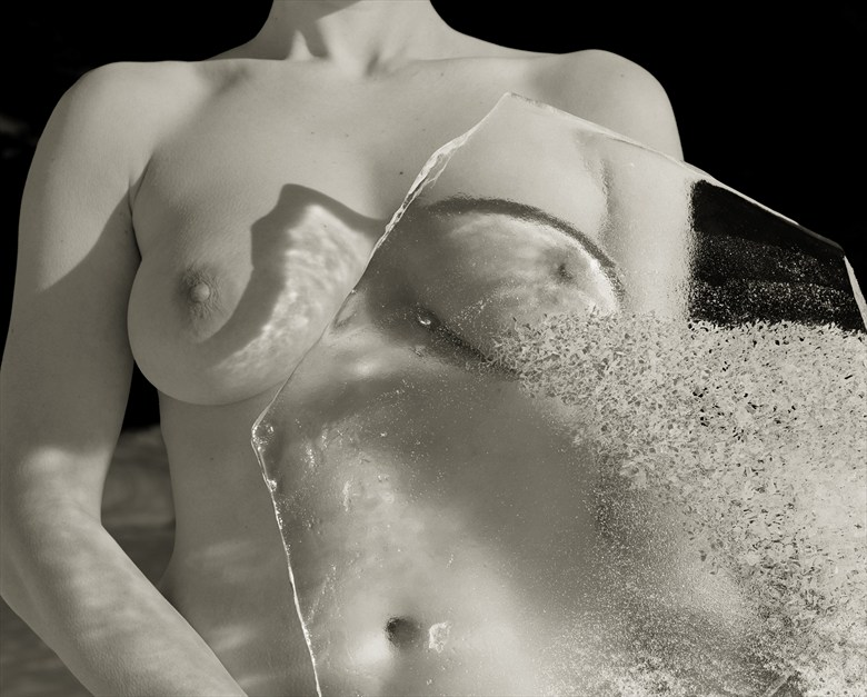 A Voice Within %E2%80%94 The Lake Superior Nudes Plate 40 Artistic Nude Photo by Photographer Craig Blacklock