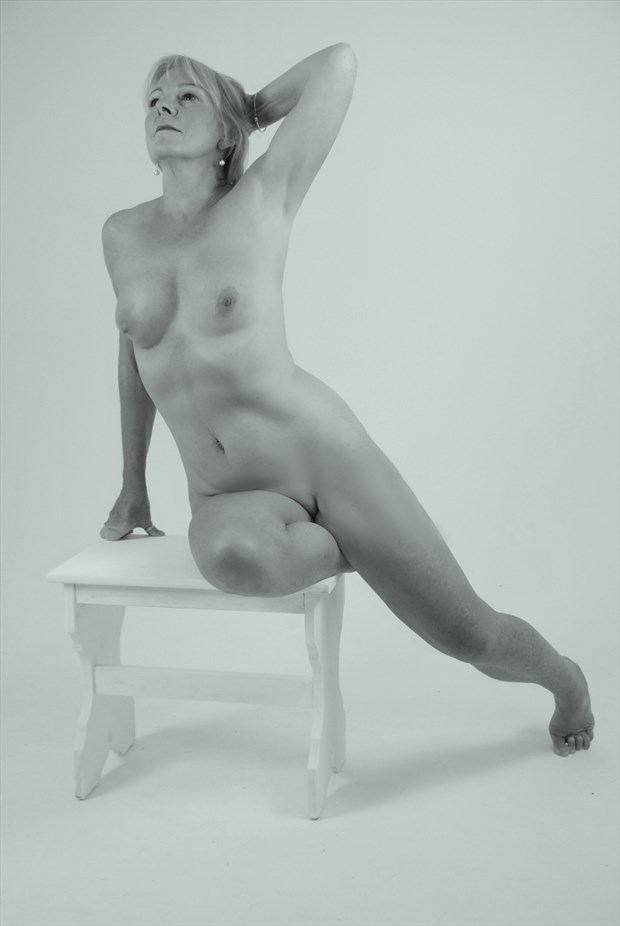 A classical piece Artistic Nude Photo by Model Jana