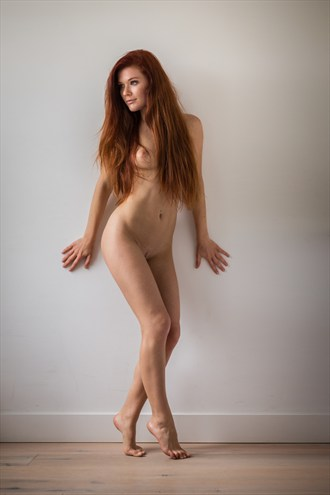 A little smile Artistic Nude Photo by Photographer ORJ