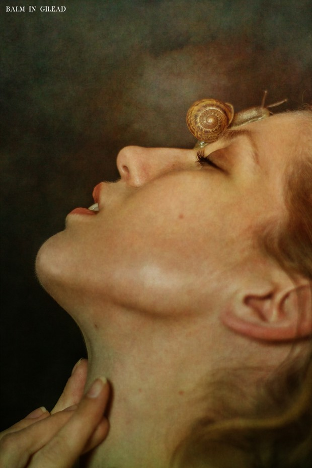 A snail's pace Self Portrait Photo by Photographer balm in Gilead
