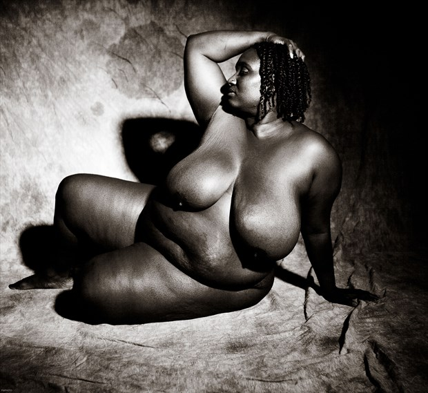 AFRICAN BEAUTY III Artistic Nude Photo by Photographer PWPhoto
