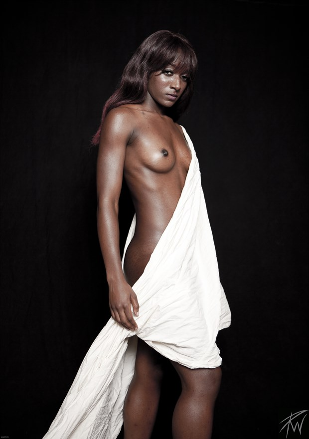 AFRICAN Goddess II Artistic Nude Photo by Photographer PWPhoto