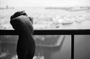 AJ Moksha Figure Study Photo by Model Am Montoya