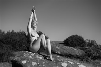 AKH at Brimham 1 Artistic Nude Photo by Photographer MelPettit