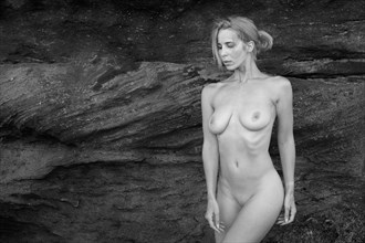 AKH at Brimham 2 Artistic Nude Photo by Photographer MelPettit