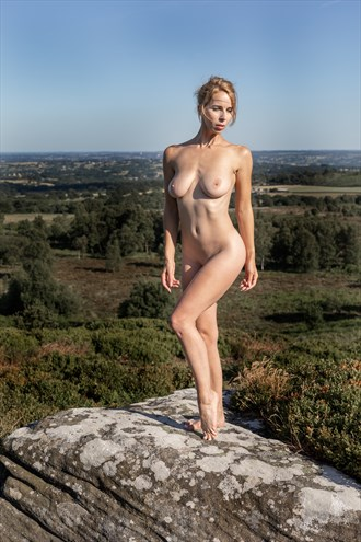 AKH at Brimham 3 Artistic Nude Photo by Photographer MelPettit