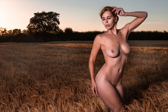 AKH in the field 2 Artistic Nude Photo by Photographer MelPettit