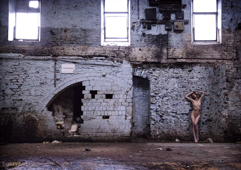 Abandon.. Artistic Nude Photo by Model Marmalade