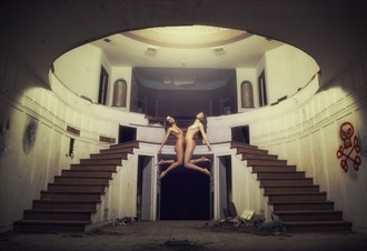 Abandoned Artistic Nude Photo by Photographer Greg Gardner