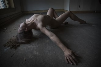 Abandoned Artistic Nude Photo by Photographer Liquidcanvas Studios