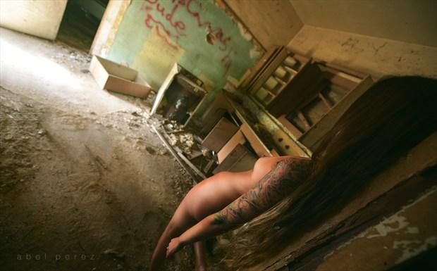 Abandoned Artistic Nude Photo by Photographer Mindplex