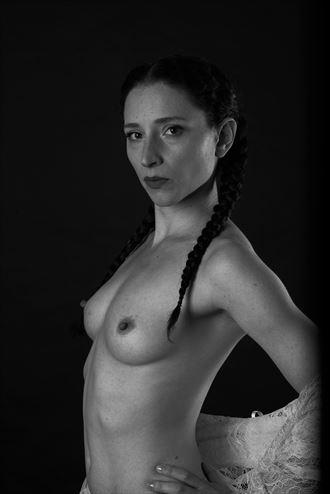 Abby D Artistic Nude Photo by Photographer Daniel Tirrell photo