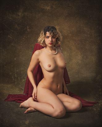 Abi Artistic Nude Photo by Photographer Fischer Fine Art