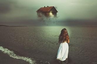 About Dreamer Surreal Artwork by Photographer Katarzyna Wieczorek
