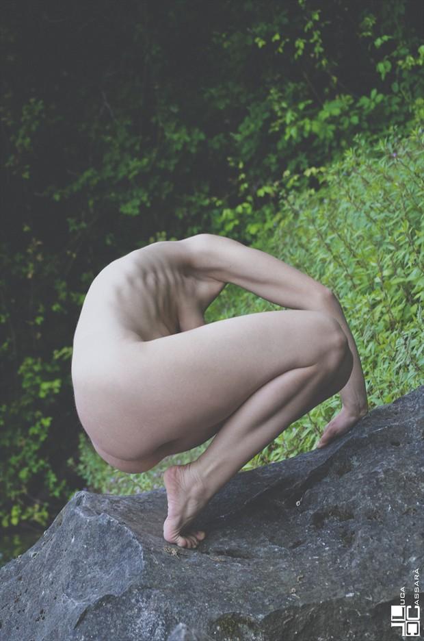 Absolute   Origin Artistic Nude Photo by Photographer Luca Kronos Cassar%C3%A0