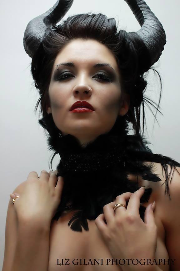 Abstract Alternative Model Photo by Model Rizzy Kaye