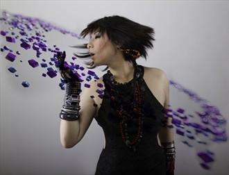 Abstract Fashion Photo by Photographer Sain city