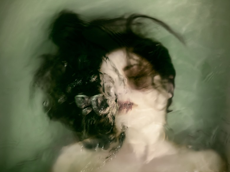 Abstract Fetish Photo by Model Ine