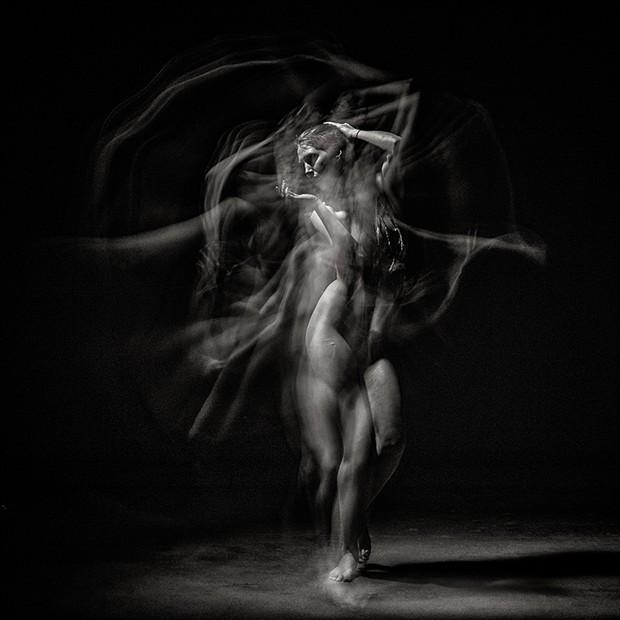 Abstract Figure Study Photo by Photographer John Milton