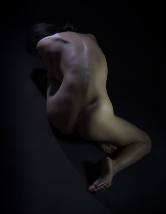Abstract Implied Nude Photo by Photographer Josh Nelson Photo