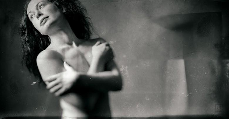 Abstract Sensual Photo by Model Eugenya
