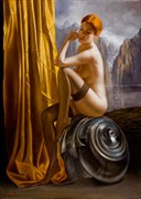 Ace of hearts Artistic Nude Artwork by Artist Bruno Di Maio