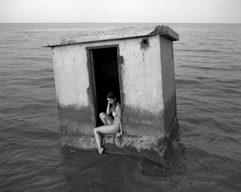 Adrift Artistic Nude Artwork by Photographer Steven Billups