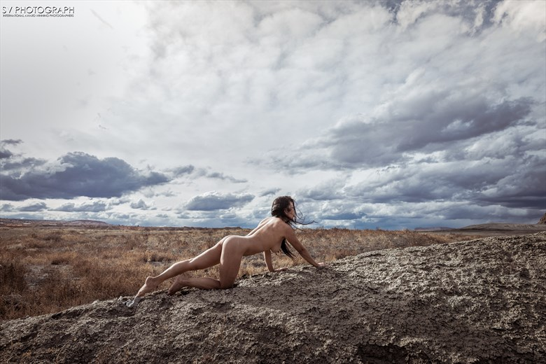 Adventure with April Alston McKay   Page, AZ Artistic Nude Photo by Model April A McKay