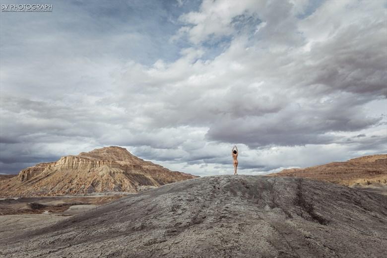Adventure with April Alston McKay   Page, AZ Artistic Nude Photo by Model April A McKay