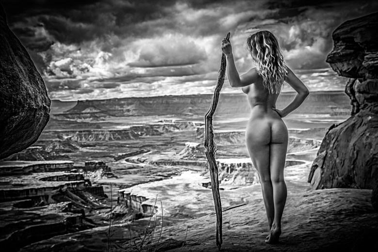 Adventure with April Alston McKay   Utah Artistic Nude Photo by Artist April Alston McKay