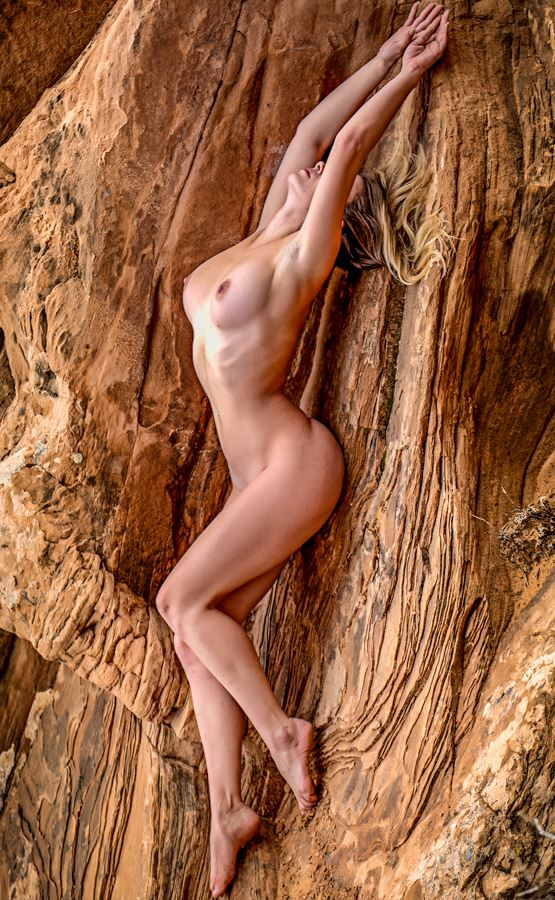 Adventure with April Alston McKay   Utah Artistic Nude Photo by Artist TottenKayla