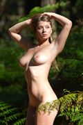 Adventure with April Melbourne Artistic Nude Photo by Artist TottenKayla
