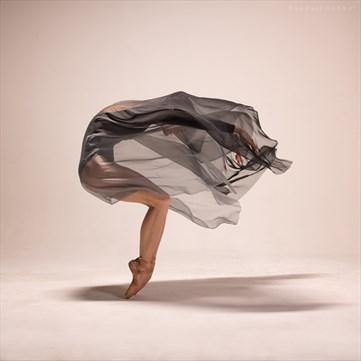 Aeolian Dancer Figure Study Photo by Photographer Randall Hobbet
