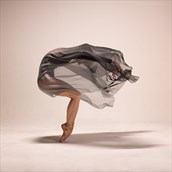 Aeolian Dancer Figure Study Photo by Photographer Randall Hobbet