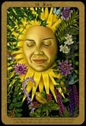 Affirmations for the Everyday Goddess Book Fantasy Artwork by Artist Pamela
