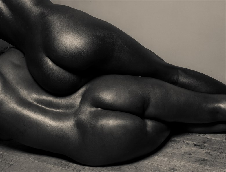 African Peppers Artistic Nude Photo by Photographer Risen Phoenix