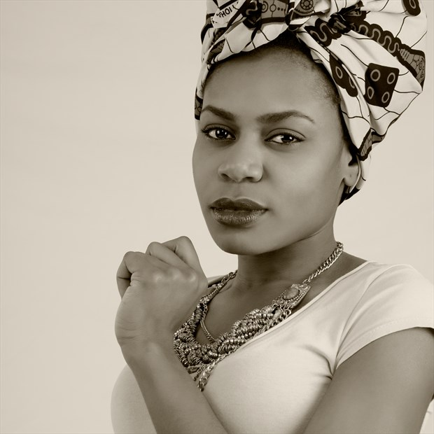 African woman Portrait Photo by Photographer JoseSFAndres