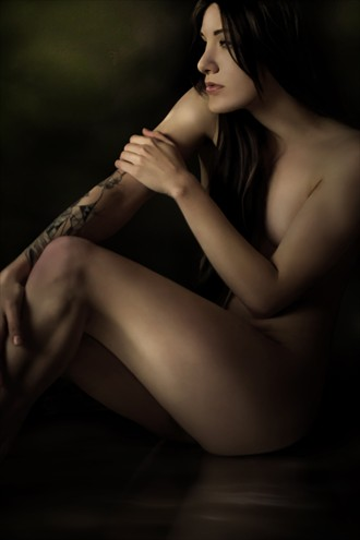 After Glow Artistic Nude Artwork by Artist Todd F. Jerde